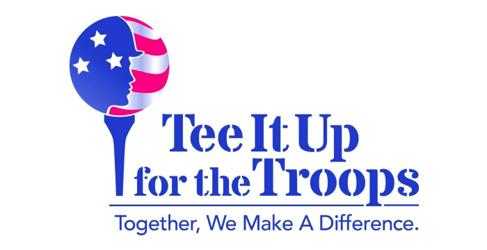 Partner Tee it Up for the Troops